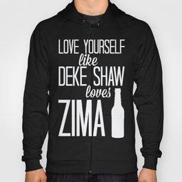 Love Yourself Like - Deke Shaw - Agents Of SHIELD Hoody