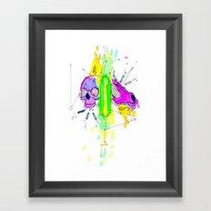Smaller Gods Framed Art Print