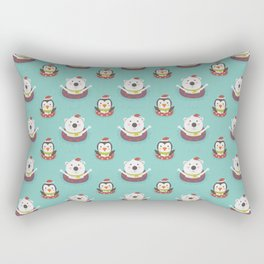 Day 05/25 Advent - Holiday Warming Rectangular Pillow