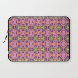 Purple scarab Laptop Sleeve