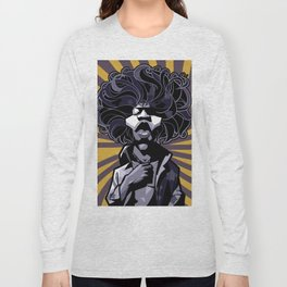 purple haze Hendrix Long Sleeve T-shirt