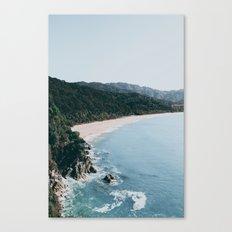 New Zealand III Canvas Print