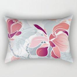 spring 3 blossoms Rectangular Pillow