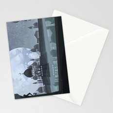 Moon Kingdom Stationery Cards