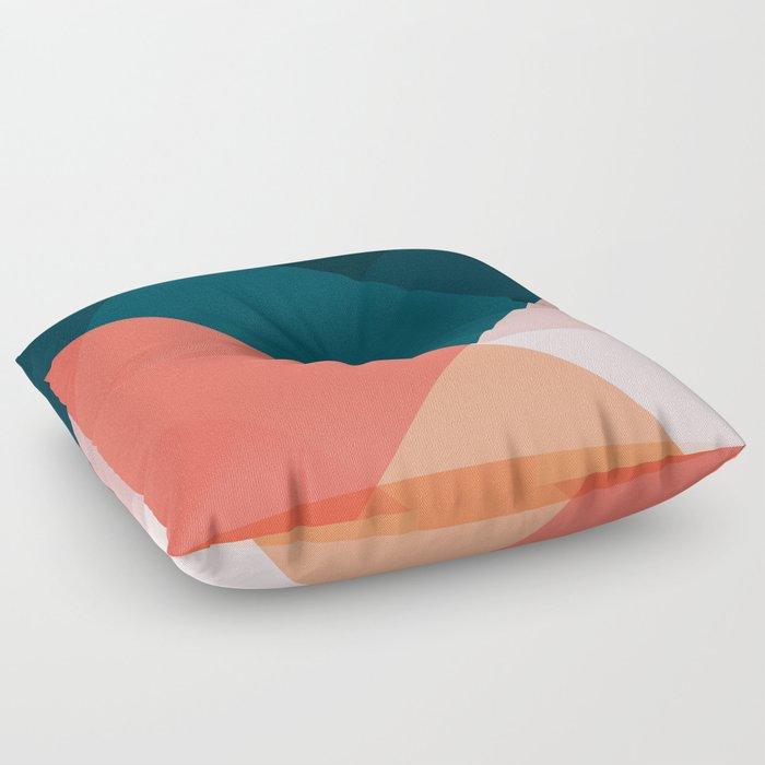 Geometric 1708 Floor Pillow