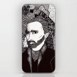 Vincent Rocks iPhone Skin