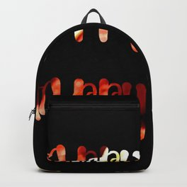 Happy Mind Happy Life Backpack