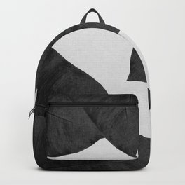 Banana Leaf Black & White II Backpack