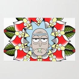 Mandala Tattoo Rug