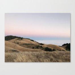 Untitled Sunset #2 Canvas Print