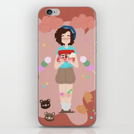 Japanese Treat Box iPhone Skin