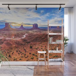 Monument Valley, Utah No. 2 Wall Mural