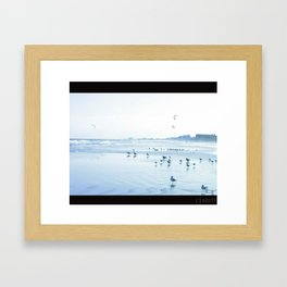 Breath of Clarity Framed Art Print