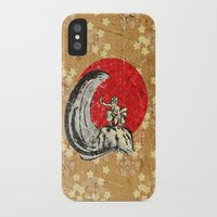 aang iPhone & iPod Cases featuring Aang in the Avatar State by Tom Ledin