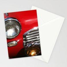 One Headlight Stationery Cards