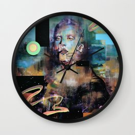 Continuum Wall Clock