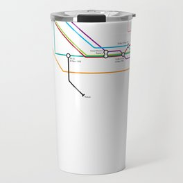 Character Map – Back to the Future Travel Mug