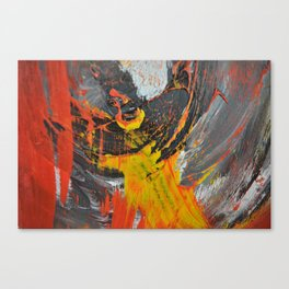 Motion in Abstraction Canvas Print