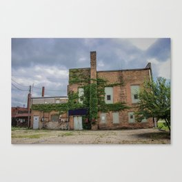 Structured Canvas Print