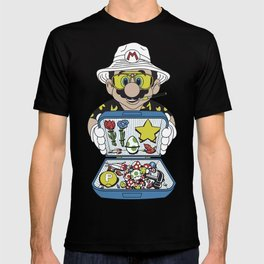 Mario - Fear And Loathing In Las Vegas T-shirt