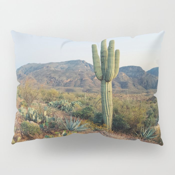 Spring in the Desert Pillow Sham