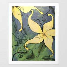 Floraphile Art Print