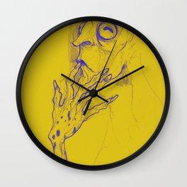 Froggy boi Wall Clock
