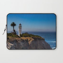 Point Vicente Lighthouse Laptop Sleeve