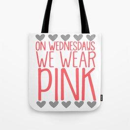 Mean Girls Tote Bag