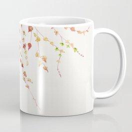 Vines Watercolor Coffee Mug