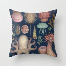 Aequoreus Vita Throw Pillow