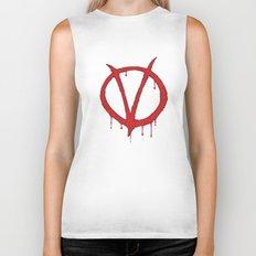 V for Vendetta2 Biker Tank