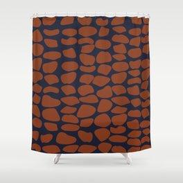 Janina VIII Shower Curtain