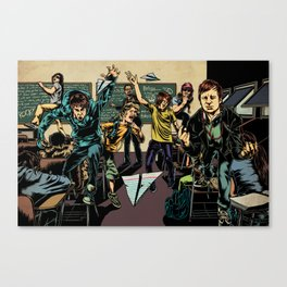 Forever the Sickest Kids Canvas Print