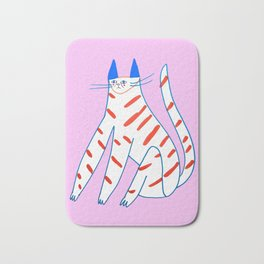 Kitty Bae Bath Mat