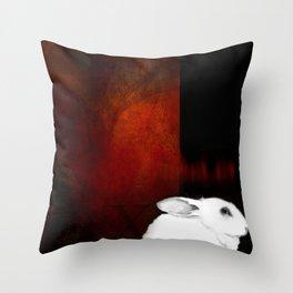l.f.a.s. Throw Pillow