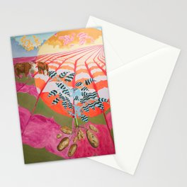 In The Horizon Stationery Cards