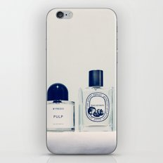 the scent ver.vogue color iPhone & iPod Skin