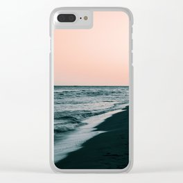 Sunset Beauty #1 #wall #decor #art #society6 Clear iPhone Case