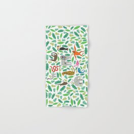 Animals in the Jungle Hand & Bath Towel