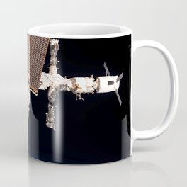 Endeavour docked to ISS Coffee Mug