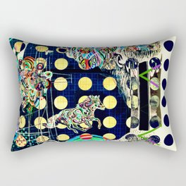 polkapolka Rectangular Pillow