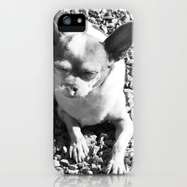 Chi In Bliss iPhone Case