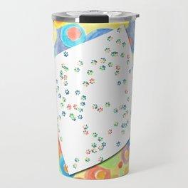 Pets and Painting Travel Mug