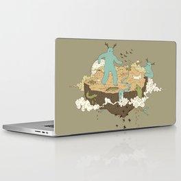 Frog Rain Laptop & iPad Skin