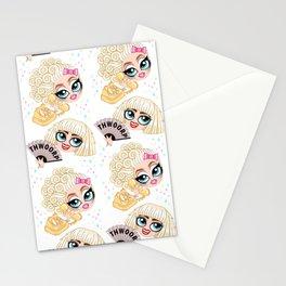 UNHhhh w/ Trixie Mattel & Katya Zamolodchikova from Rupaul's Drag Race Stationery Cards