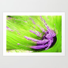 Abstract on Canvas Art Print