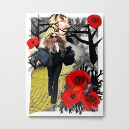 A Hybrid Can Withstand These Things Metal Print