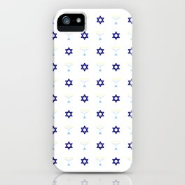 Menorah 20 iPhone Case