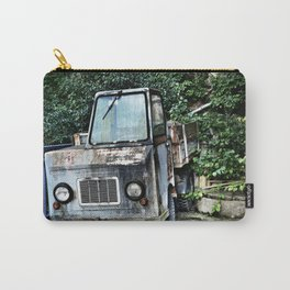 Abandoned and rusted truck Carry-All Pouch
